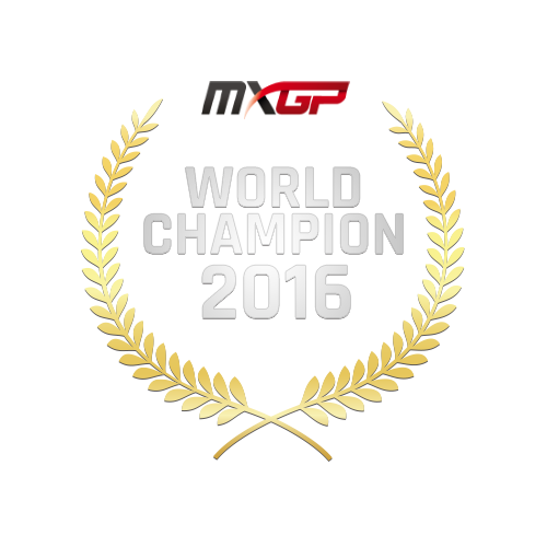 2016 World Champion